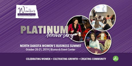North Dakota Women's Business Summit tickets