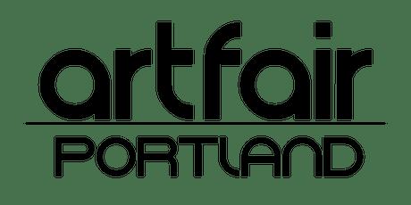 ARTFAIR PORTLAND tickets