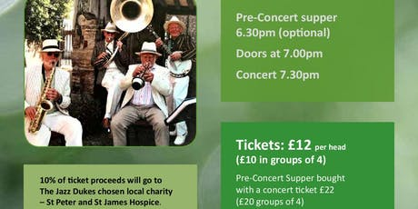 An Evening With The Jazz Dukes tickets