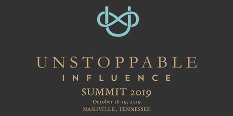 2019 Unstoppable Influence Summit tickets
