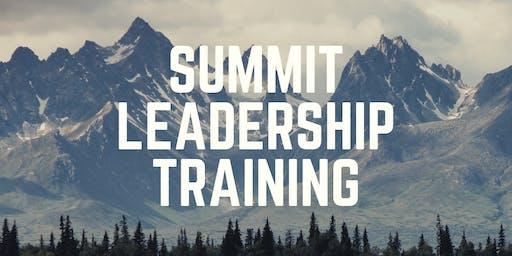 Summit Leadership Training