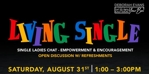 Living Single - Single Ladies Chat