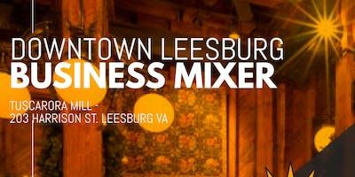 Downtown Leesburg Business Mixer