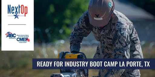Ready For Industry Boot Camp 3.0