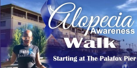 Alopecia Awareness Walk  tickets