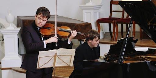 Timothy Ridout & Jâms Coleman