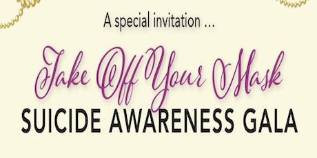 Take Off Your Mask Masquerade Gala tickets