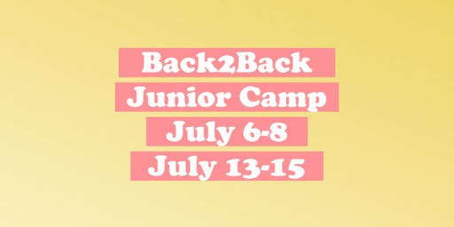 Back2Back Junior Camp Special