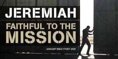 2020 January Bible Study Preview (Alexandria)