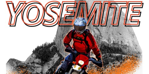 Yosemite Dual Sport Adventure 2019 - September 21st & 22nd