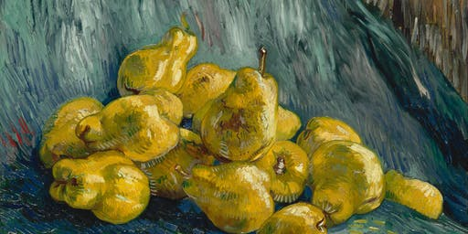 Van Gogh the Artist: Colorfully Inspired Recipes