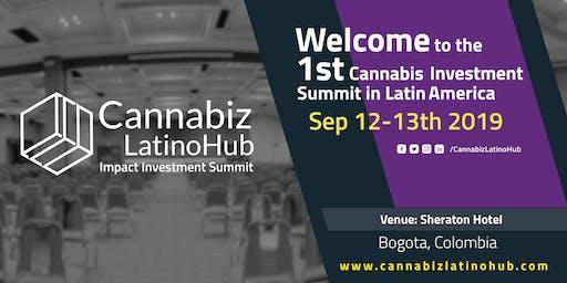 CANNABIZ LATINO HUB - IMPACT INVESTMENT SUMMIT