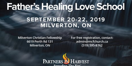 Father's Healing Love School tickets