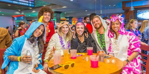 The Great Onesie Bar Crawl: PHILLY 2020