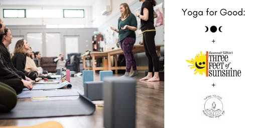 Yoga for Good: Three Feet of Sunshine