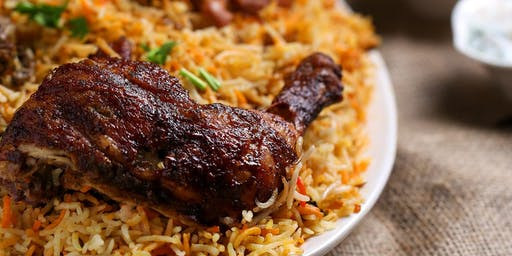 Co-op Dinner Club: Chicken Biriyani