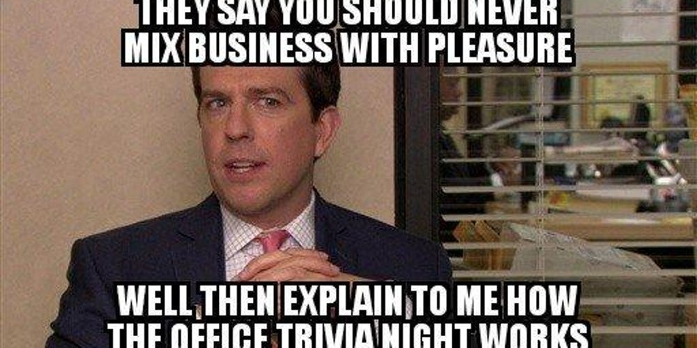 The Office Trivia Night Tickets, Tue, Aug 13, 2019 at 6:30 PM