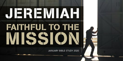 2020 January Bible Study Preview (Shreveport)