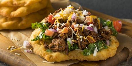 Family Cook Night: Navajo Tacos tickets