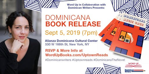 Uptown Reads: DOMINICANA Book Release