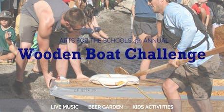 Wooden Boat Challenge tickets