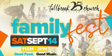 Fallbrook Family Fest tickets