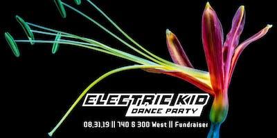 Electric Kid Dance Party | Raice Texas Fundraiser