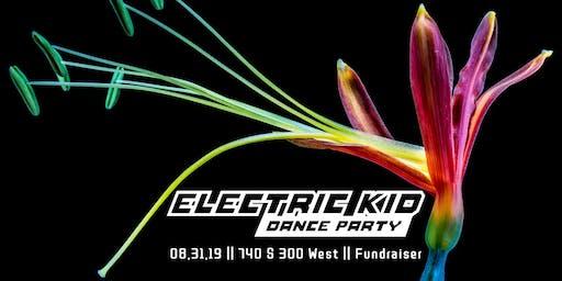 Electric Kid Dance Party   Raice Texas Fundraiser