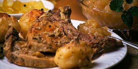 Co-op Dinner Club: Pork Chops and Apple Sauce tickets
