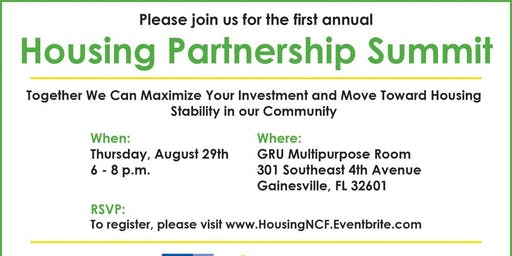Housing Partnership Summit