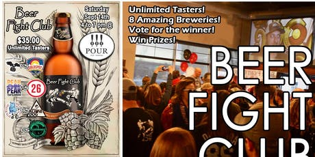 Beer Fight Club 7.5 - Pour Tap House! tickets
