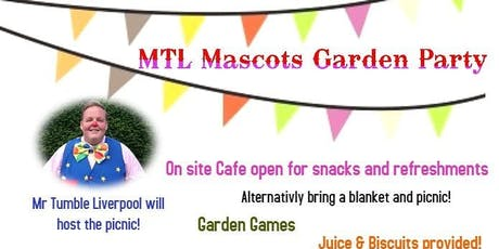 MTL Mascots Garden Party At New Hutte  tickets