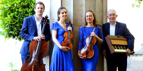 Rossetti Ensemble + pre-concert talk tickets