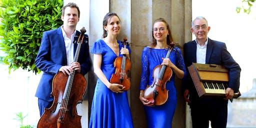 Rossetti Ensemble + pre-concert talk