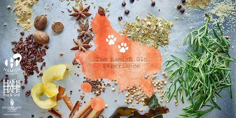 The Hamish Gin Experience tickets