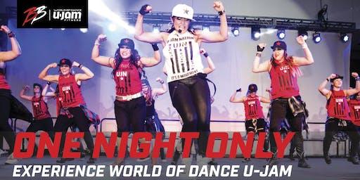 Experience World of Dance U-Jam at Brick Bodies Padonia