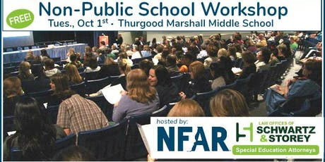 Workshop on Non Public Schools and Options tickets