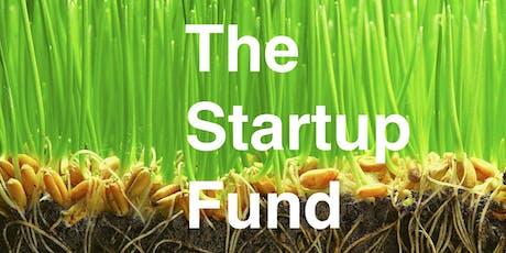 The Startup Fund tickets
