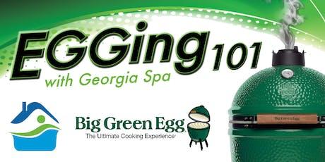 EGGing 101 - Athens - November 16 tickets