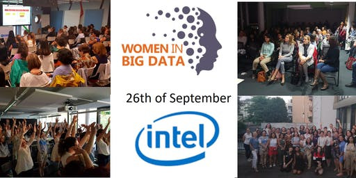 Afterwork event Women in Big Data @intel