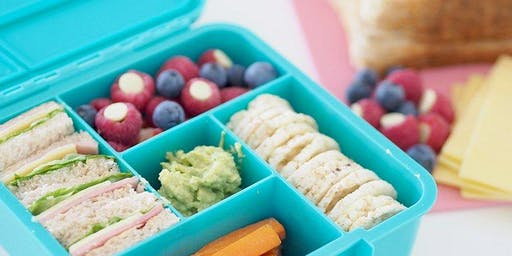 Kids Cooking Class (Back to school, lunch box food)