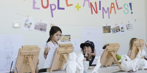 FAMILY ART DAY: AFTER SCHOOL STUDIO PREVIEW