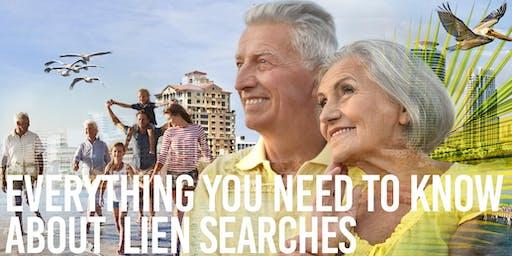 LIEN SEARCHES
