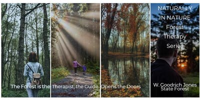Naturally in Nature - Forest Therapy (Adults ONLY)