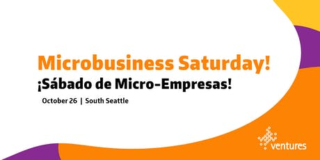 Microbusiness Saturday! tickets