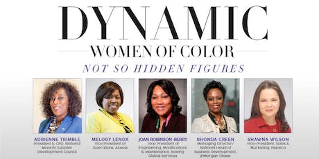 DYNAMIC WOMEN OF COLOR tickets