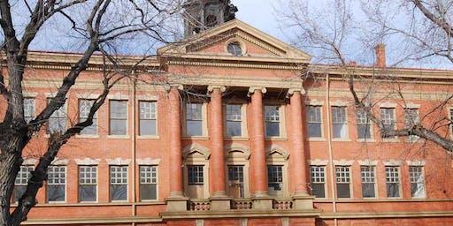 DOD: Historic Evans School