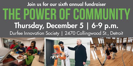 The Power of Community - Life Remodeled's Sixth Annual Fundraiser tickets