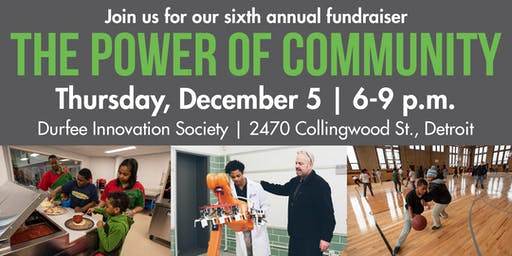 The Power of Community - Life Remodeled's Sixth Annual Fundraiser