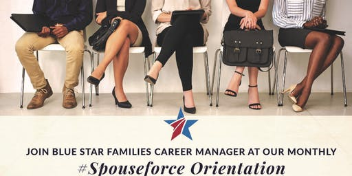 Spouseforce Orientation for Military Spouses- Lean About BSF #Spouseforce!